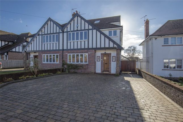 Semi-detached house for sale in Briercliffe Road, Stoke Bishop, Bristol