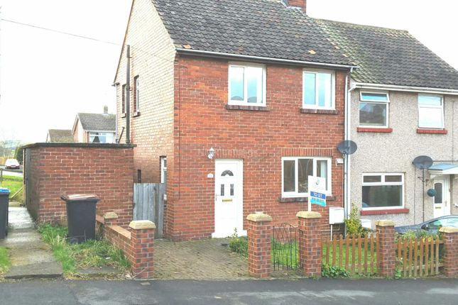 Thumbnail Semi-detached house to rent in East Clere, Langley Park, Durham