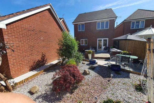 Upper Garden of Silverdale Close, Bury BL9