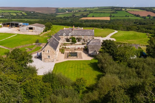 Thumbnail Detached house for sale in St. Wenn, Bodmin