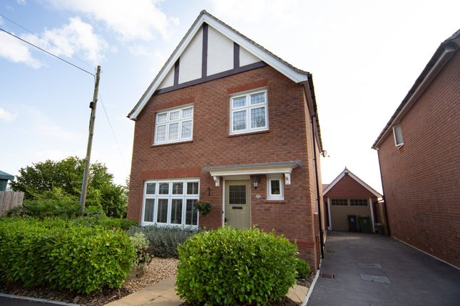 Thumbnail Detached house for sale in Clos Parc Radur, Radyr, Cardiff