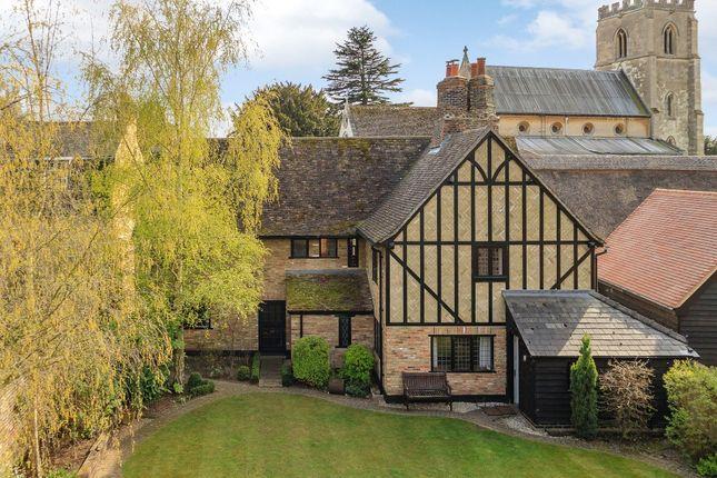 Thumbnail Detached house to rent in Grantchester Road, Trumpington, Cambridge