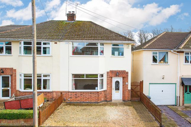 Thumbnail Semi-detached house for sale in Copelands Roads, Desborough