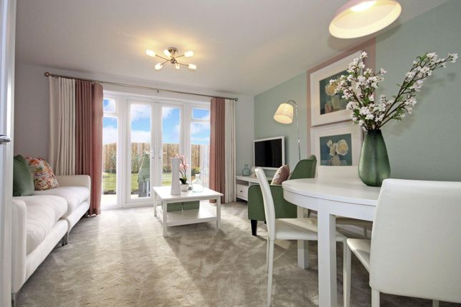 """Thumbnail Semi-detached house for sale in """"Winton"""" at Fox Lane, Green Street, Kempsey, Worcester"""