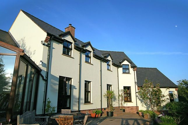 Thumbnail Detached house for sale in Oakfield Park, Cradoc, Brecon