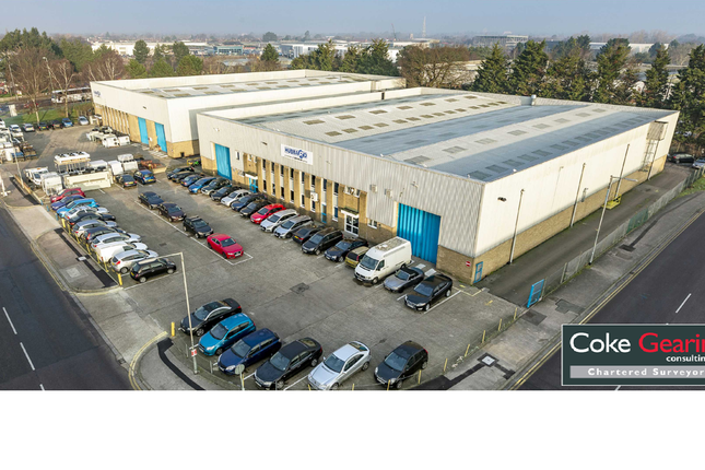 Thumbnail Industrial to let in Bluestem Road, Ransomes Europark, Ipswich