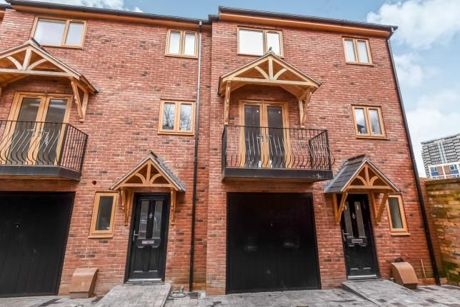 Thumbnail Property for sale in The Courtyard, Hill Street, Walsall
