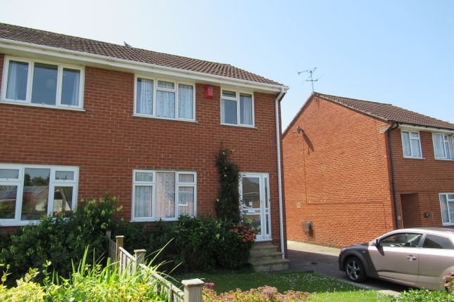Thumbnail Semi-detached house to rent in Rowan Way, Yeovil