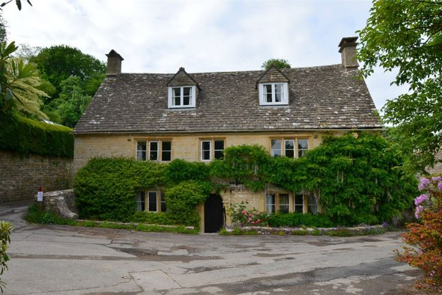 Thumbnail Detached house for sale in Wells Road, Bisley, Stroud, Gloucestershire