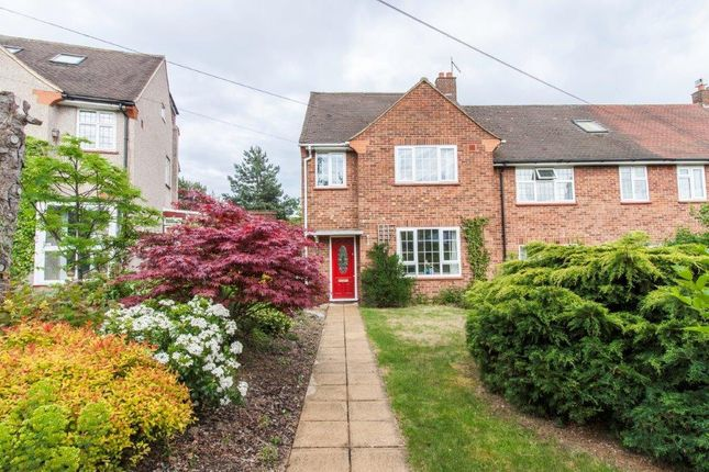 Thumbnail End terrace house for sale in Fore Street, Pinner