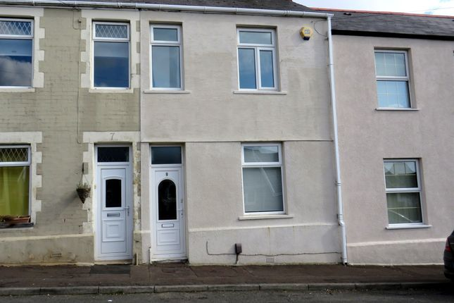 Thumbnail Terraced house for sale in Henry Street, Barry