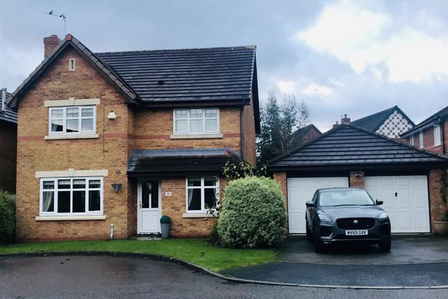 Thumbnail Detached house for sale in Hedworth Gardens, St. Helens