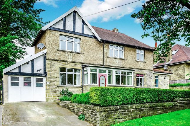Thumbnail Detached house for sale in Luck Lane, Paddock, Huddersfield