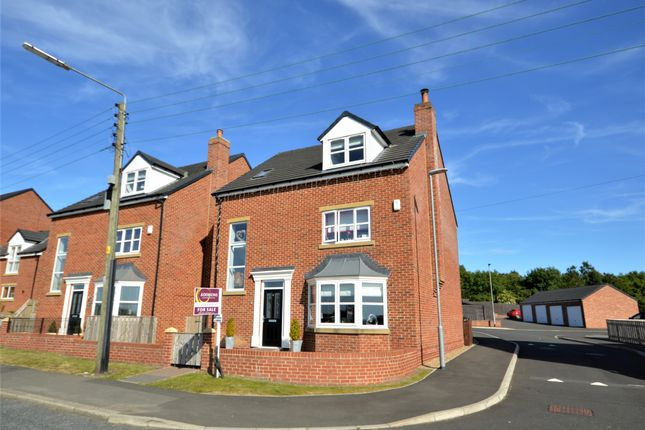 Thumbnail Detached house for sale in Canney Hill, Bishop Auckland