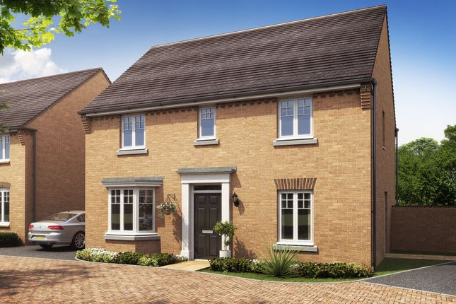 """Thumbnail Detached house for sale in """"Bradgate"""" at Craneshaugh Close, Hexham"""
