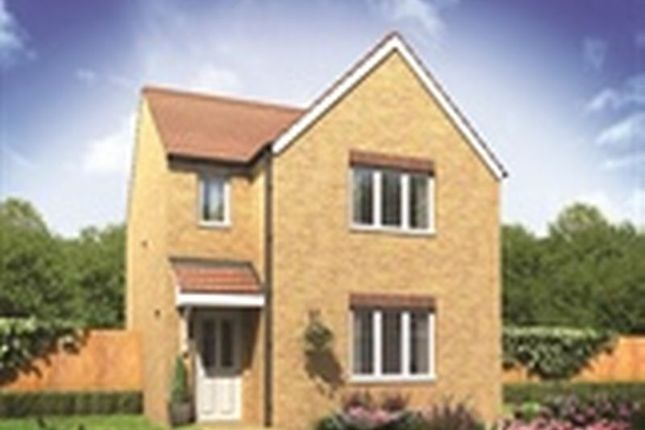 Thumbnail Detached house for sale in Friarwood Lane, Pontefract