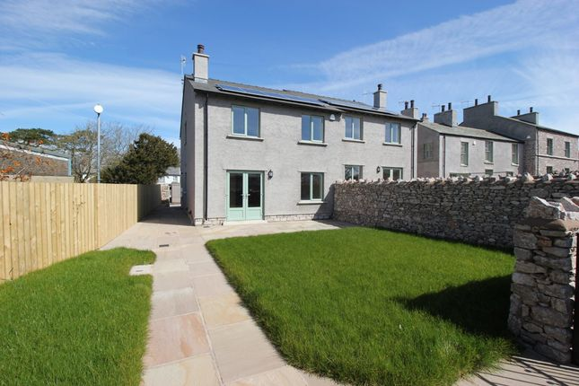 Thumbnail Semi-detached house to rent in Gaskell Close, Silverdale, Carnforth