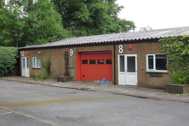 Warehouse to let in Unit 8 Ynyscedwyn Industrial Estate, Ystradgynlais, Swansea