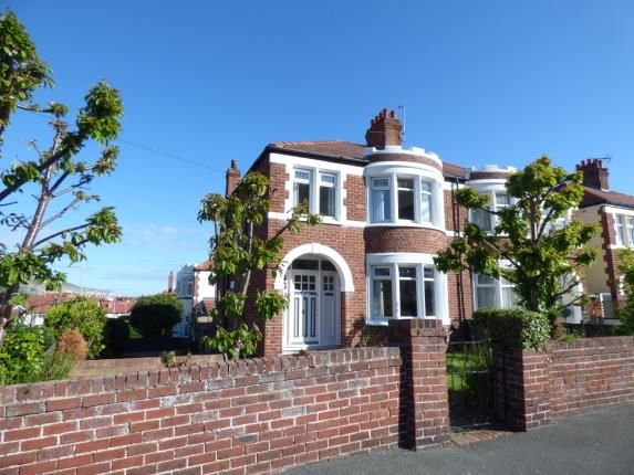 Thumbnail Semi-detached house for sale in St. Margarets Drive, Craig Y Don, Llandudno, Conwy