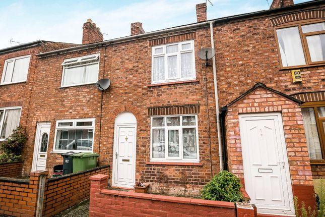 Thumbnail Terraced house for sale in Weaver Street, Winsford