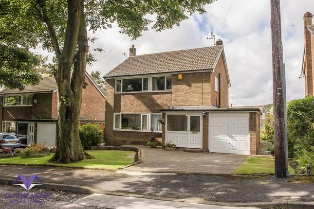 Thumbnail Detached house for sale in Old Hall Lane, Mottram, Hyde