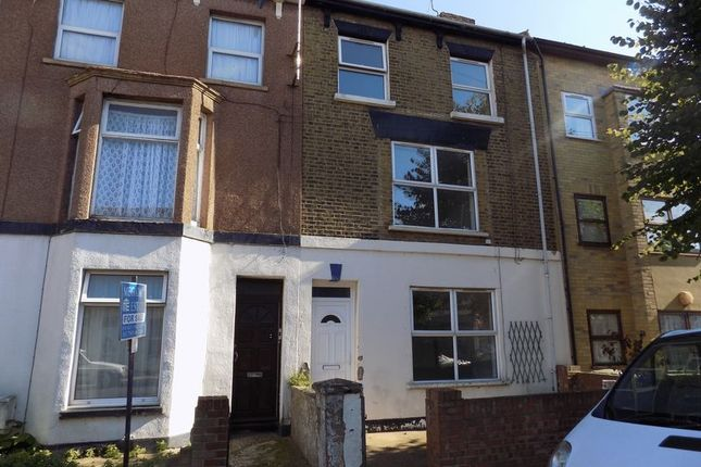Thumbnail Terraced house to rent in Alma Road, Sheerness