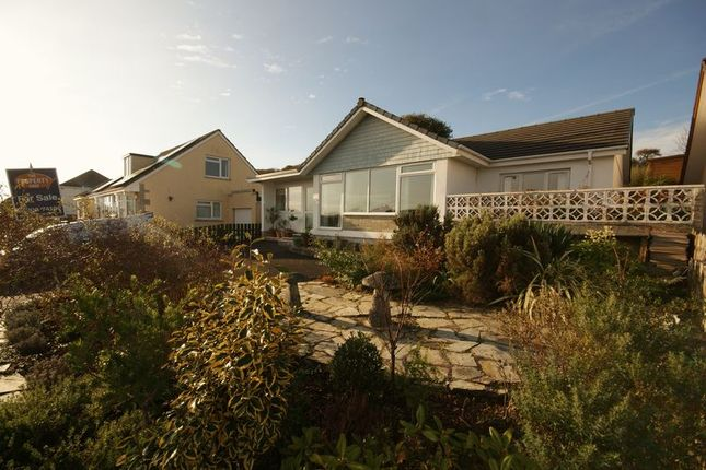 Thumbnail Detached bungalow for sale in Valley View, Bodmin