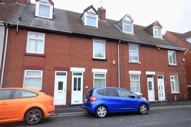 Thumbnail Terraced house to rent in Queens Road, Carcroft, Doncaster