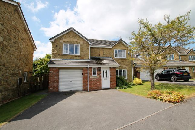 4 bed detached house for sale in Priory Gardens, Willington, Crook DL15
