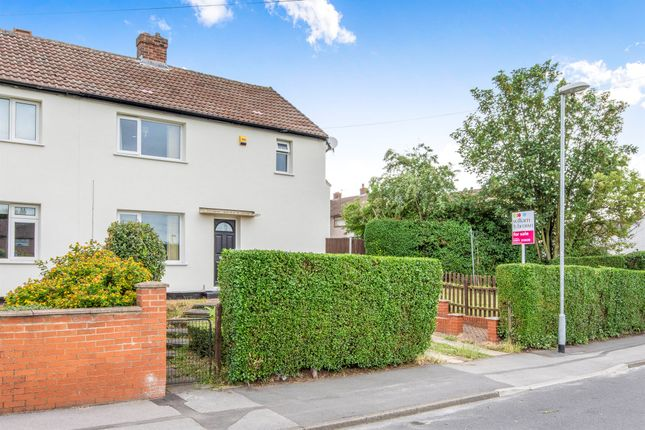 Thumbnail Semi-detached house for sale in The Drive, Kippax, Leeds