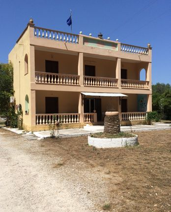 Block of flats for sale in Elikes., Corfu, Ionian Islands, Greece