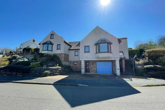 5 bed detached house for sale in St. Patricks Hill, Llanreath, Pembroke Dock SA72