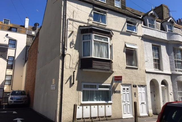 Front of Crescent Street, Weymouth DT4