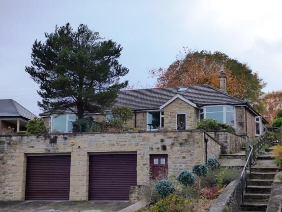 Thumbnail Bungalow for sale in Buxton Road, Furness Vale, High Peak, Derbyshire