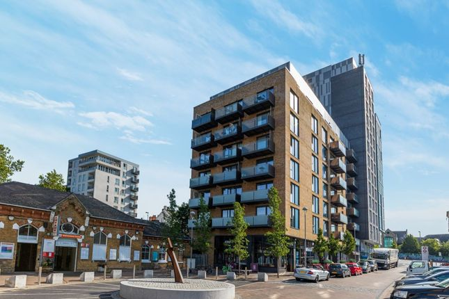 Thumbnail Flat for sale in Station Approach Hoe Street, Walthamstow, London