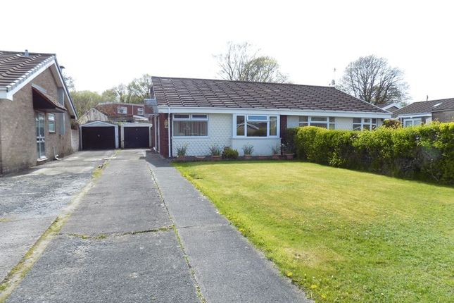 Thumbnail Bungalow for sale in Hazel Grove, Caerphilly