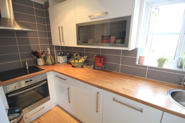 Kitchen of Stirling House, Silver Street, Reading RG1