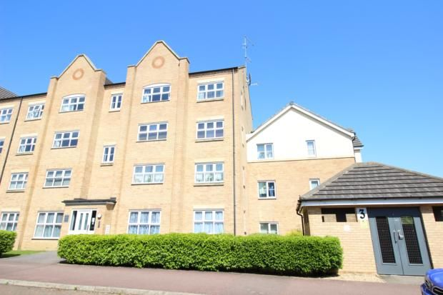 Thumbnail Flat to rent in Crowe Road, Bedford