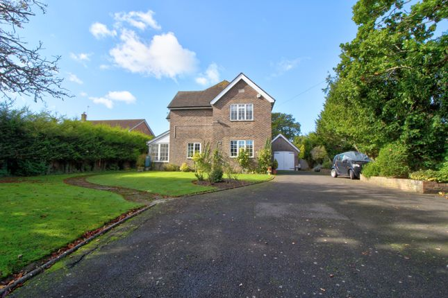 Thumbnail Detached house for sale in London Road, Hailsham