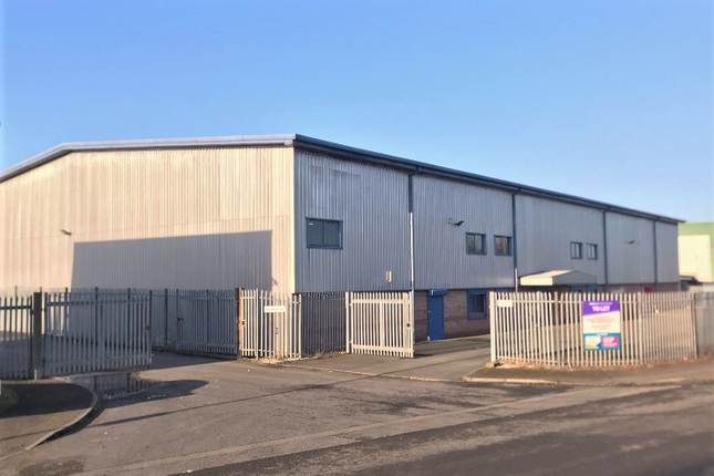 Thumbnail Warehouse to let in Broughton Way, Widnes
