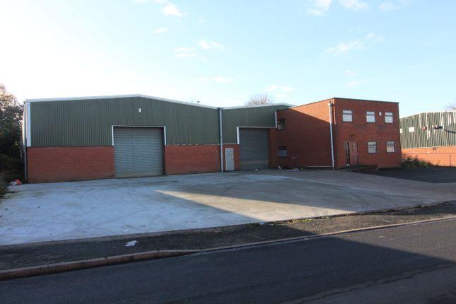 Thumbnail Warehouse to let in Attwood Street, Stourbridge