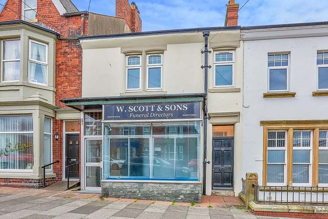Thumbnail Terraced house for sale in Station Road, Silloth, Cumbria