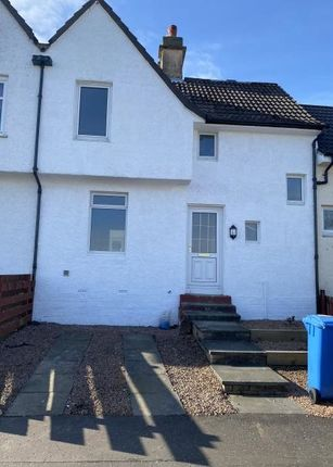 3 bed terraced house to rent in Backmarch Crescent, Rosyth KY11