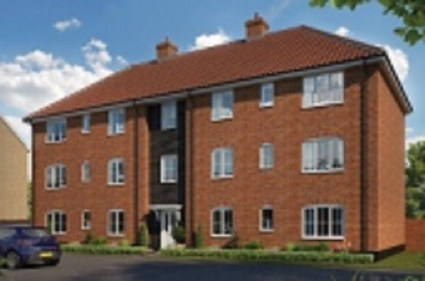 Thumbnail Flat for sale in Blue Boar Lane, Off Wroxham Road, Norwich, Norfolk
