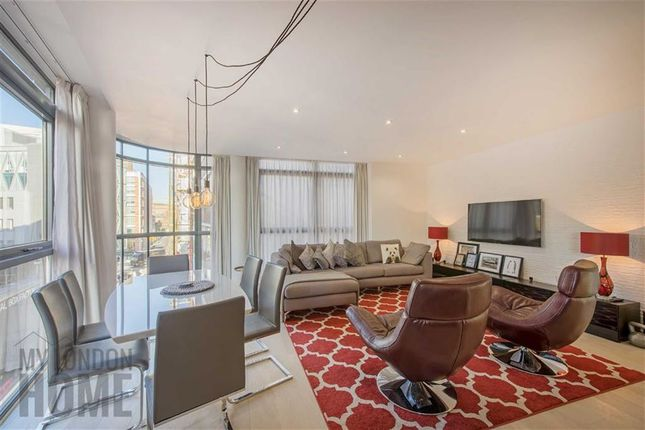 2 bed flat for sale in America House, Keppel Row, London, London