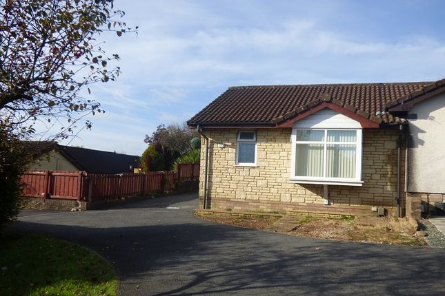 Thumbnail Semi-detached bungalow for sale in Oak Hill Park, Skewen, Neath .