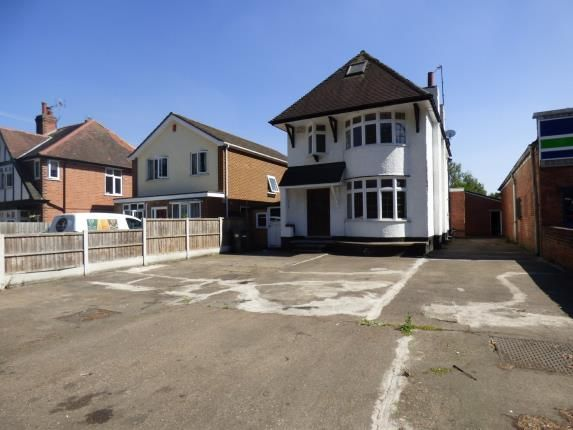 Thumbnail Detached house for sale in Tamworth Road, Sawley, Nottingham