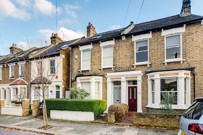 Thumbnail Terraced house to rent in Montgomery Road, London