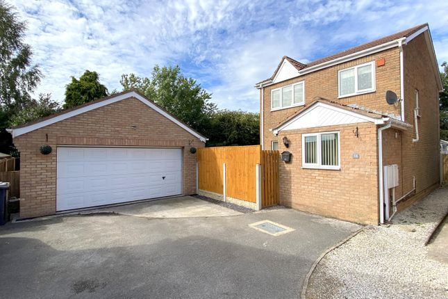 Meadow View, Holmewood, Chesterfield S42