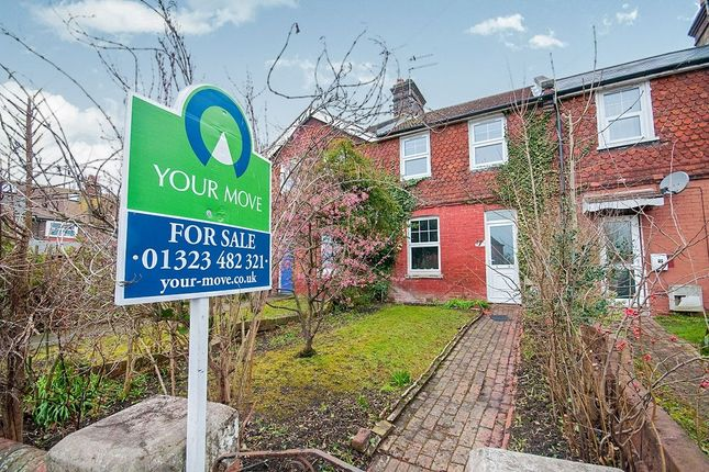 Thumbnail Terraced house for sale in Brodrick Road, Eastbourne